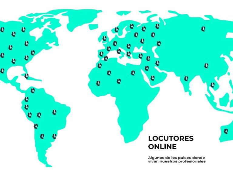 Imprescindibles locutores
