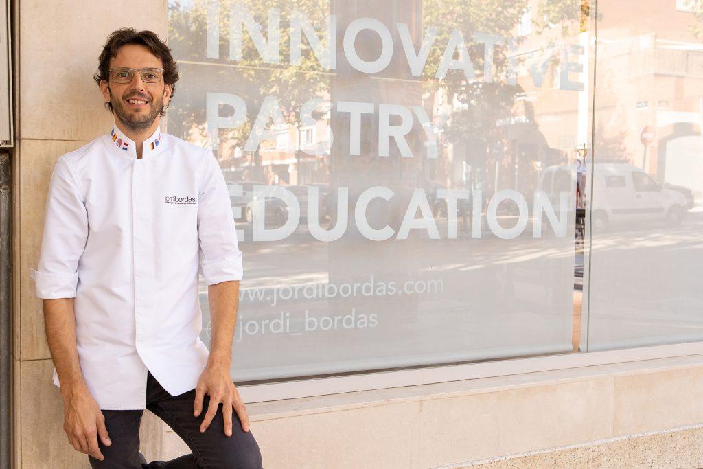 Escuela de pastelería Jordi Borrás - E-learning